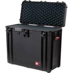 HPRC 4800WF Wheeled Hard Case with Cubed Foam Interior HPRC4800WCUBBLK