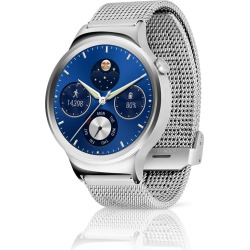 Huawei Watch Stainless Steel w/ Stainless Steel Mesh Band (Pre-Owned)