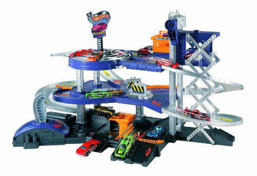 Mattel Hot Wheels Mega Garage Playset – Mattel V3260