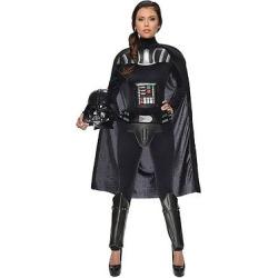 Star Wars Darth Vader Women's Bodysuit Costume Small, Black