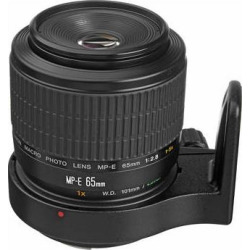 Canon MP-E 65mm f/2.8 1-5x Macro Photo Lens 2540A002