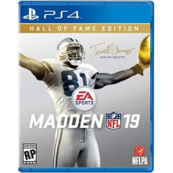 Madden NFL 19 – Hall of Fame Edition for PlayStation 4