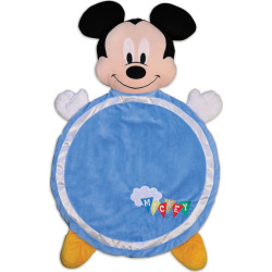 Disney's Mickey Mouse Plush Play Mat, Multicolor