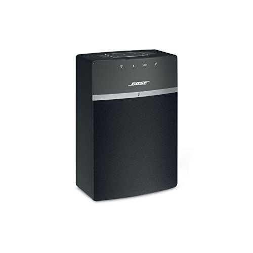 Bose SoundTouch 10 wireless speaker, works with Alexa, Black