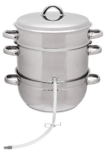 Stainless Steel Multi-Use Steam Juicer by VICTORIO VKP1140