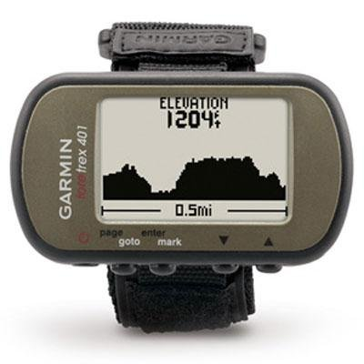 Waterproof Hands-Free GPS with Electronic Compass