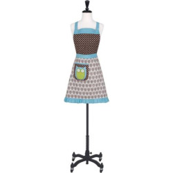 KAF Home Hostess Apron, Brown