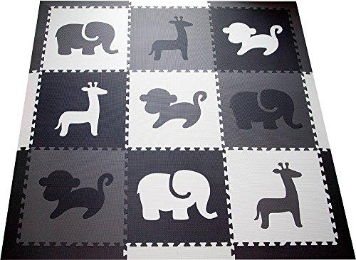 softtiles kids foam play mat safari animals theme nontoxic puzzle play - Allshopathome-Best Price Comparison Website,Compare Prices & Save