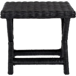 Safavieh Manor Bench, Black