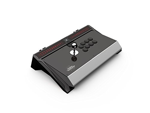 Qanba Dragon Joystick for PlayStation 4 and PlayStation 3 and PC (Fighting Stick) Officially Licensed Sony Product