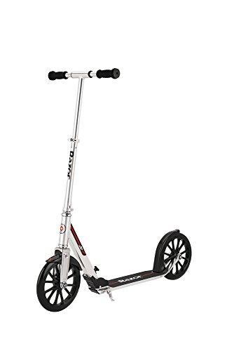 Razor 13013713 A6 Scooter, Silver