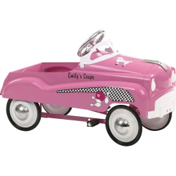 Pacific Cycle Pedal Car, Pink