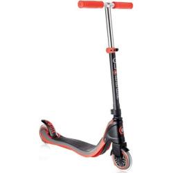 Globber Flow 2-Wheeled Adjustable Kick Scooter, Red