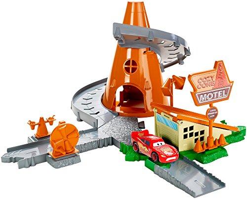 Mattel Disney/Pixar Cars Radiator Springs Cozy Cone Motel Playset