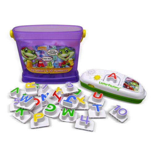 LeapFrog Letter Factory Phonics and Numbers