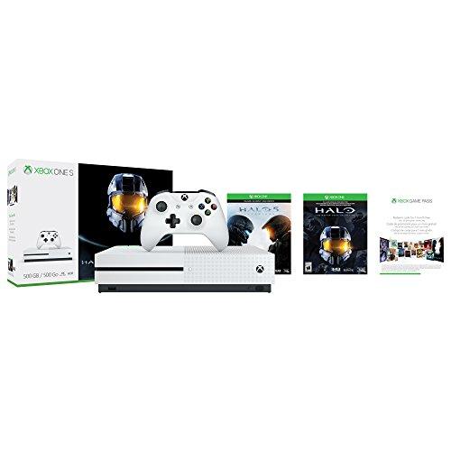 Xbox One S Ultimate Halo Bundle (500GB)
