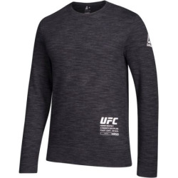 Men's Reebok UFC Crew Tee, Size: XL, Black