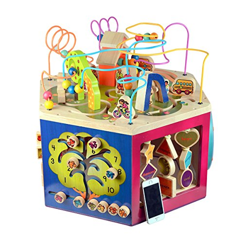 b toys youniversity activity cube - Allshopathome-Best Price Comparison Website,Compare Prices & Save