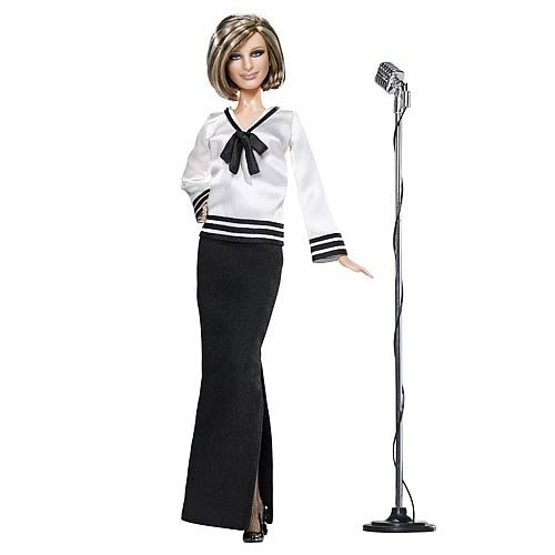 mattels pink label barbra streisand collector barbie doll - Allshopathome-Best Price Comparison Website,Compare Prices & Save