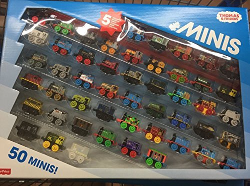thomas and friends minis collection of 50 with 5 exclusive warrior minis - Allshopathome-Best Price Comparison Website,Compare Prices & Save