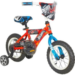boys hot wheels 12 inch wheel turbospoke bike with training wheels multicolor - Allshopathome-Best Price Comparison Website,Compare Prices & Save