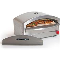 Camp Chef Italia Artisan Pizza Oven, Silver