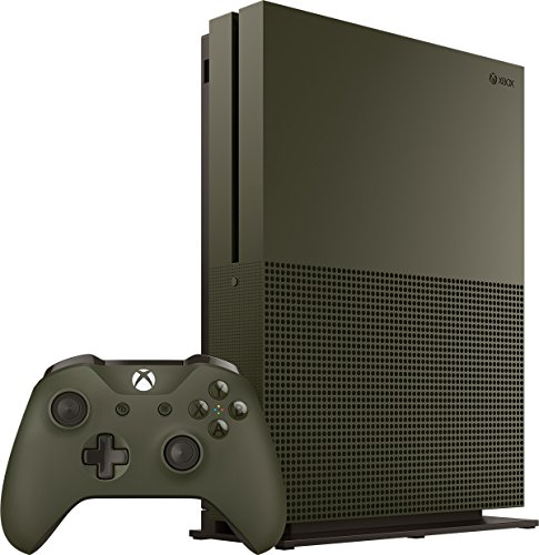 Xbox One S 1TB Console – Battlefield 1 Special Edition Bundle [Discontinued]