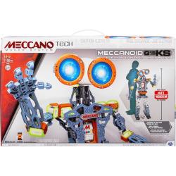 Meccano MeccaNoid G15 KS Personal Robot Set, Multicolor