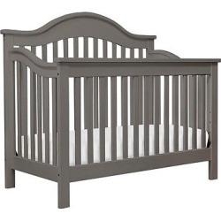 DaVinci Jayden 4-in-1 Convertible Crib – Slate, Gray