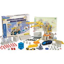 Thames & Kosmos Remote-Control Machines Construction Kit, Multicolor