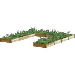 "Modular Garden ""u"" Shaped Harvester Kit – Gronomics"