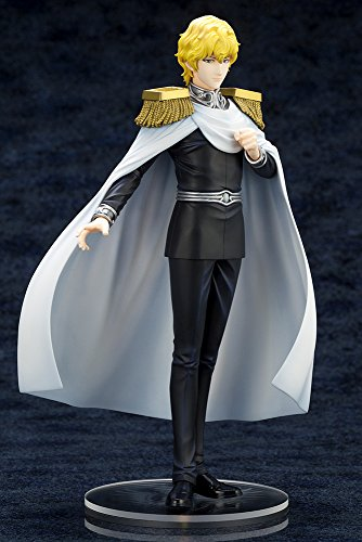 Kotobukiya Legend of the Galactic Heroes Reinhard Von Lohengramm Artfx J Action Figure