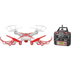 World Tech Toys Striker-X HD Camera Drone, White