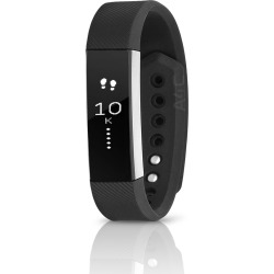 Fitbit Alta Wireless Activity Tracker (L) – Black
