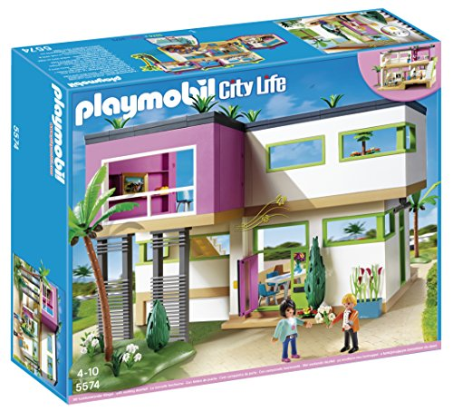 PLAYMOBIL® Modern Luxury Mansion Play Set