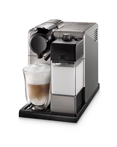 De'Longhi EN550S Lattissima Touch Espresso Machine, Silver
