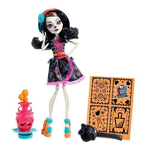 Monster High Art Class Skelita Calaveras Doll (Discontinued by manufacturer)