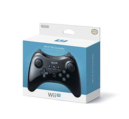 Nintendo Wii U Pro Controller – Black