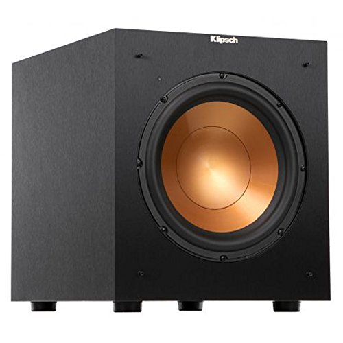 Klipsch Reference R-10SW 10″ 300w Powered Subwoofer (Black)