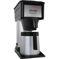 Bunn® Velocity Brew® 10-Cup High Altitude Thermal Carafe Coffee Brewer, Black