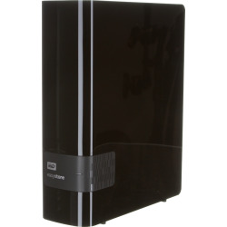 WD Easystore 8TB External USB 3.0 Hard Drive – Black