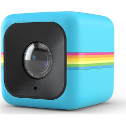 Polaroid Cube HD Sports Action Camera, Blue