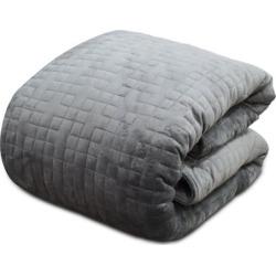 Altavida 15-Pound Weighted Blanket, Grey
