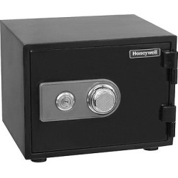 Honeywell Steel Fire Proof Safe – Black (2101)