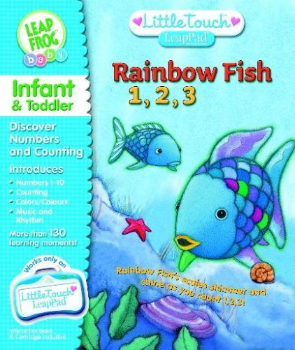 Little Touch Leap Pad: Rainbow Fish 1,2,3
