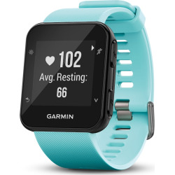 Garmin Forerunner 35 GPS Running Watch, Blue