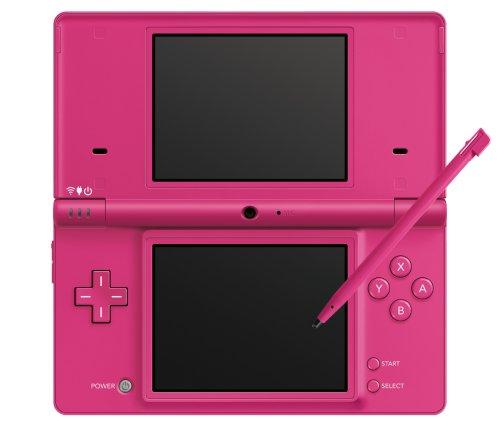 Nintendo DSi Pink Japanese Ver. (Works only Japan version DS/DSi software) [Japan Imported]