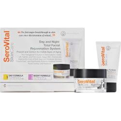 SeroVital Day & Night Total Facial Rejuvenation System Kit, Multicolor