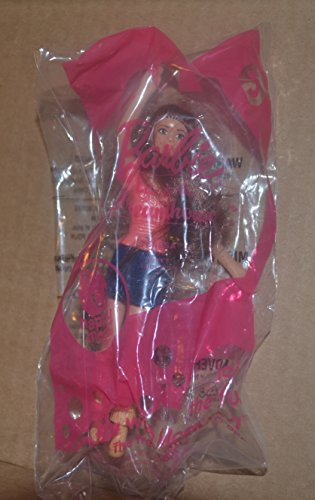 Mcdonald's 2014 Teresa #5 Barbie Life in the Dream House Mattel Happy Meal Toy