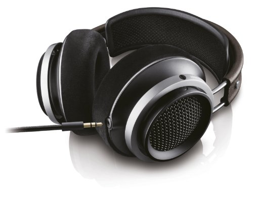 Philips Fidelio X1/28 Premium Over-Ear Headphones (Discontinued by Manufacturer – 2013 Model)